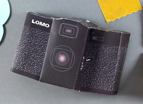 The LOMO LC-A+ Customisation Competition