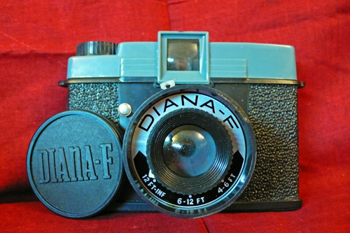 Diana F, the Toy Camera Queen