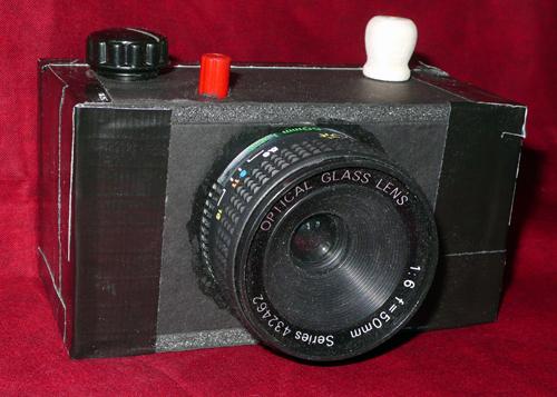 Foam Core Camera