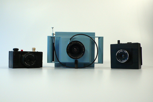 Homemade Cameras